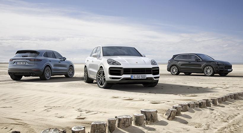 Tercera generación Porsche Cayenne, el origen del éxito