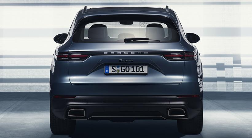 Tercera generación Porsche Cayenne