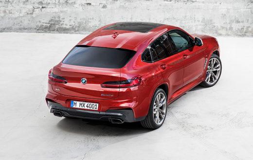 BMW X4 2019, segunda generación, precios y versiones