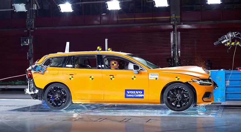 Volvo V60 2019