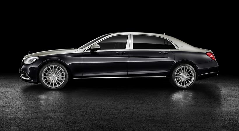 Mercedes-Maybach S-Class 2019, nuevo nivel del lujo extremo