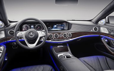 Mercedes-Maybach S-Class 2019