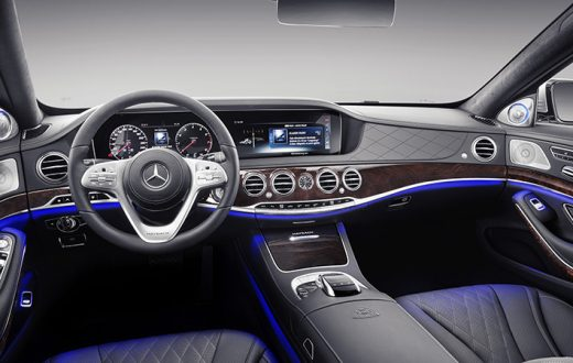 Mercedes-Maybach S-Class 2019