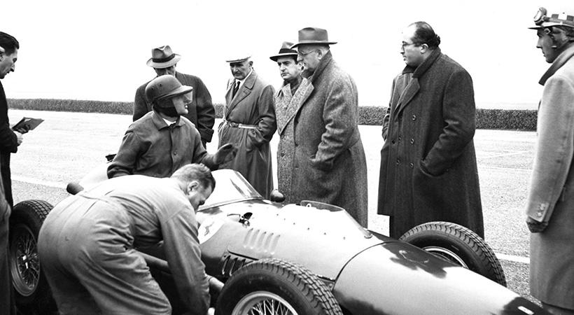 Homenaje Enzo Ferrari a 120 años del nacimiento de la leyenda