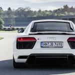 Audi R8 V10 RWS 2019 edición limitada