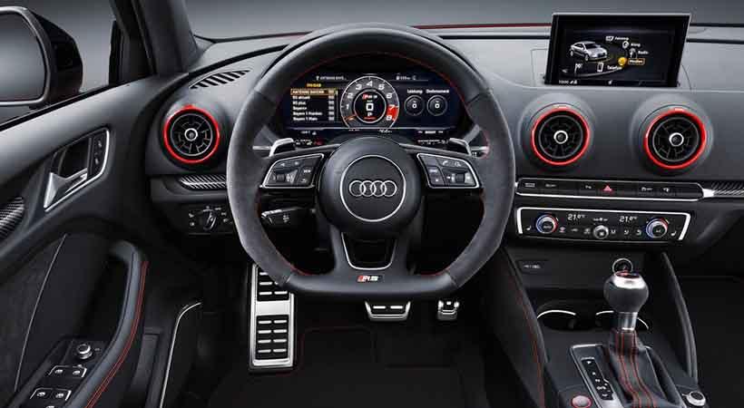 Video Audi RS3 2017, Audi RS3 2017 precio y video