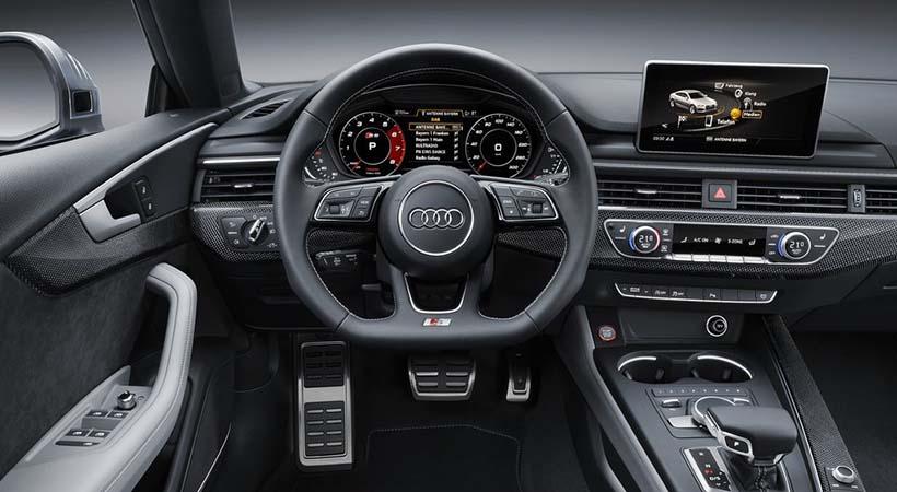 Audi S5 Sportback 2018, Audi S5 Sportback 2018 video, Audi S5 Sportback 2018 precio y versiones