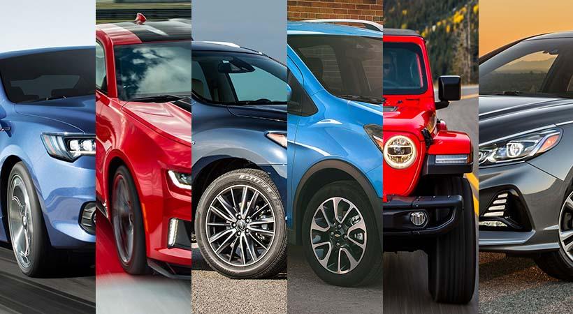 Autos 2018 con menor costo de propiedad