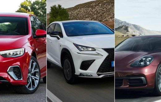 Autos más confiables 2018 de J.D. Power; Lexus y Buick a la cabeza