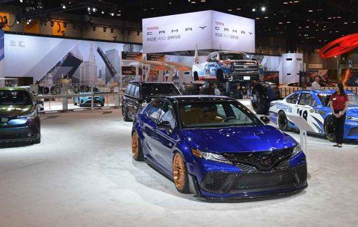 Video Lo Mejor del Auto Show Chicago 2018
