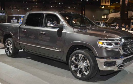 Video Ram en el Auto Show Chicago 2018