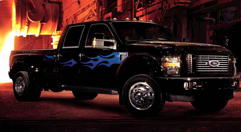 Ford-F-450-Harley-Davidson