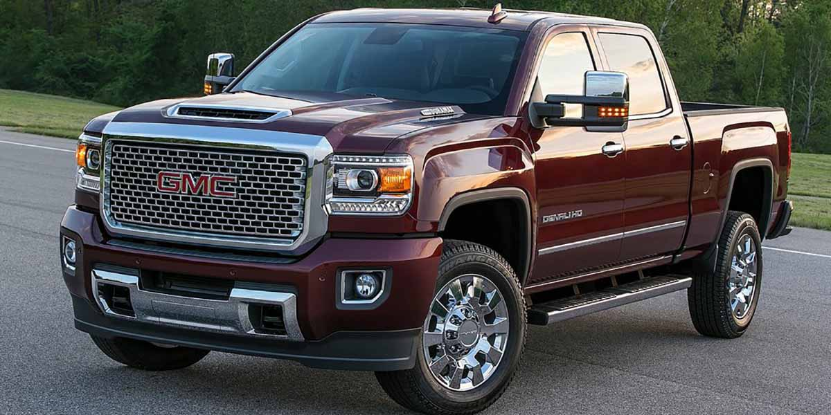 video gmc sierra denali 2500 2018 calidad y poder premium. Black Bedroom Furniture Sets. Home Design Ideas