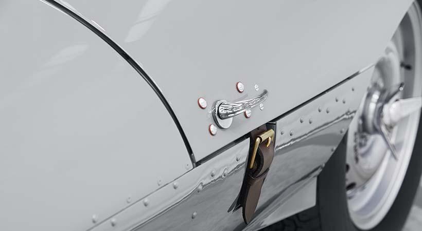 Jaguar D-Type 1956