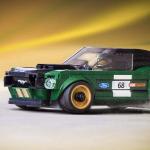 Mustang Fastback 1968 de LEGO Speed Champions