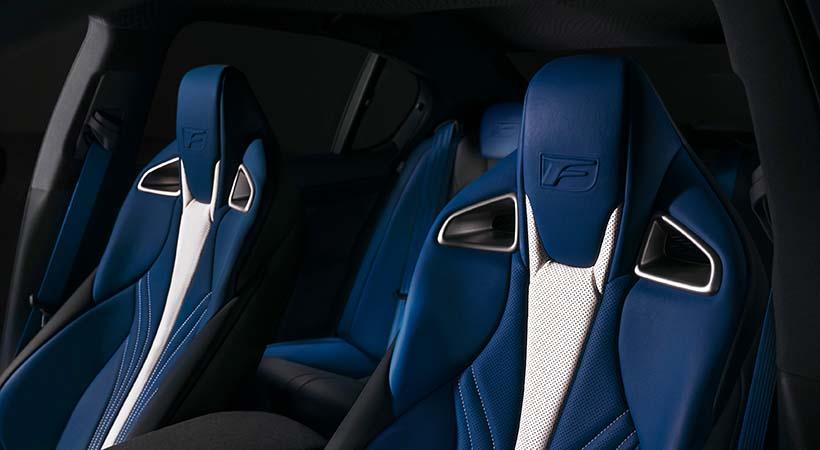 Celebración Lexus F Décimo Aniversario