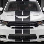 Poderoso doble debut de Dodge Durango