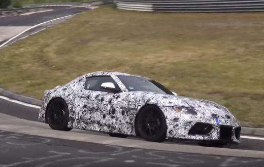 Toyota quiere construir un Nürburgring en Japón