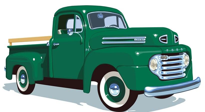 Top 8 mejores camionetas Ford de todos los tiempos