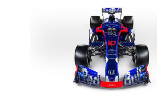 autos de Fórmula 1 2018