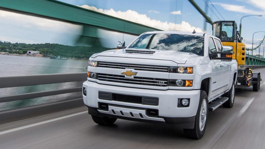 Top 8 pickups con mejor capacidad de arrastre
