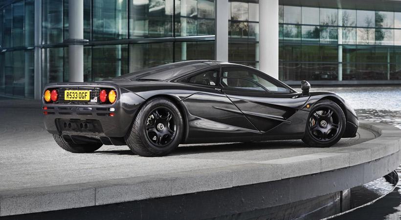 Entérate cuánto cuesta mantener un McLaren F1