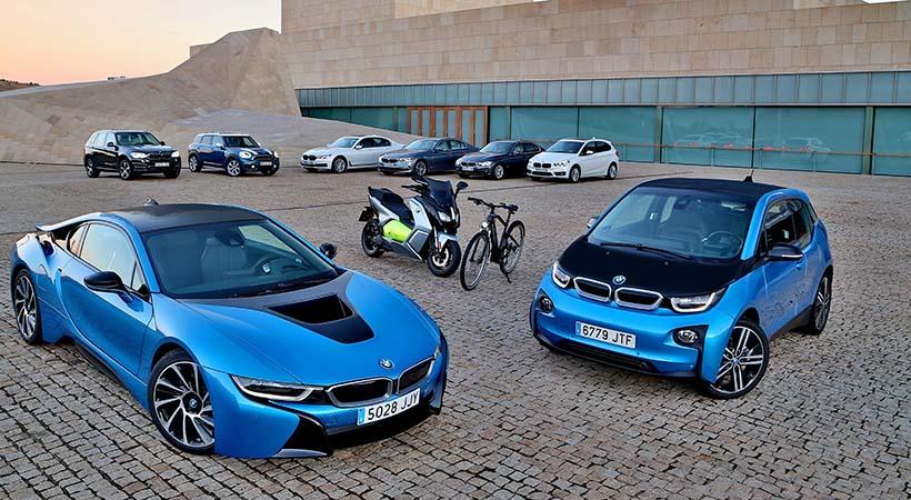 BMW EfficientDynamics