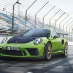 Porsche 911 GT3 RS 2019 llega con 520 hp al Auto Show Ginebra