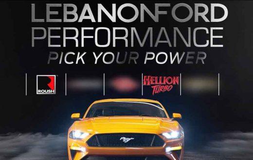 Ford Mustang LFP Hellion, Ohio Lebanon Ford