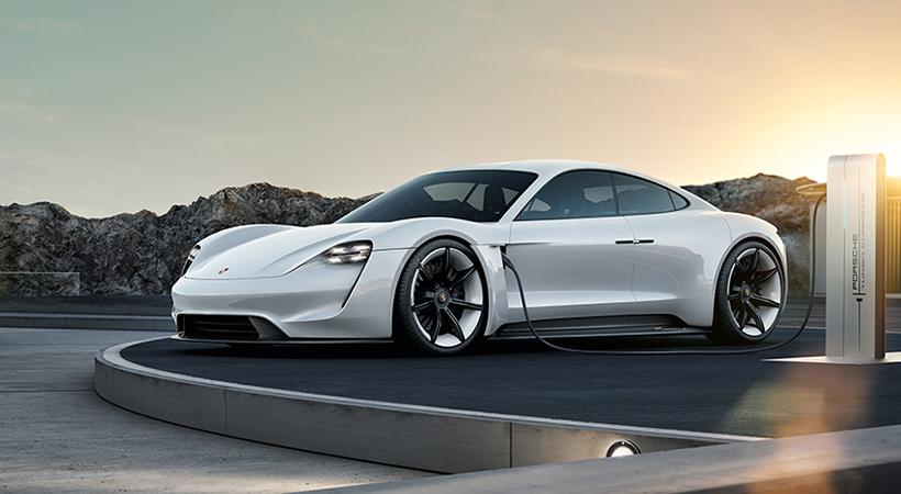 Futuro Eléctrico Porsche