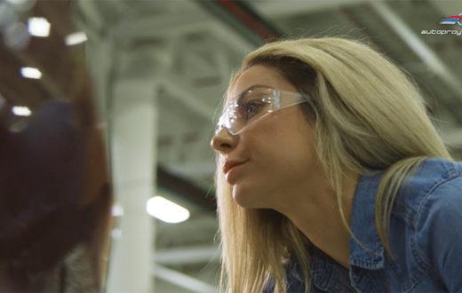 Emily Sarmiento, orgullo de Puerto Rico en Chevrolet