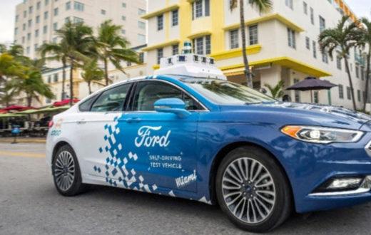 Solución Ford a los malos conductores de Miami