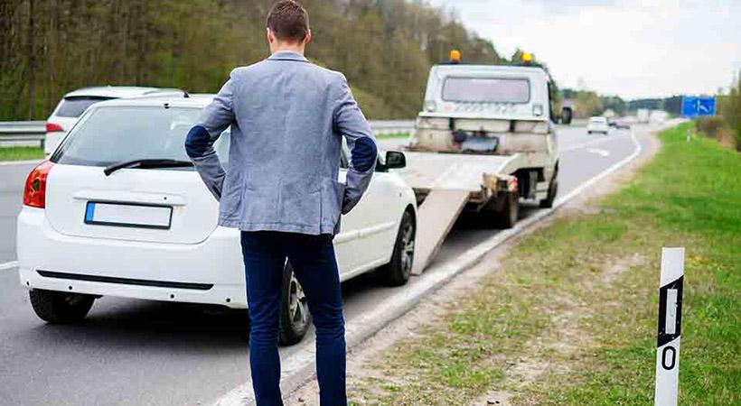 consejos cuando tu auto se descompone en carretera