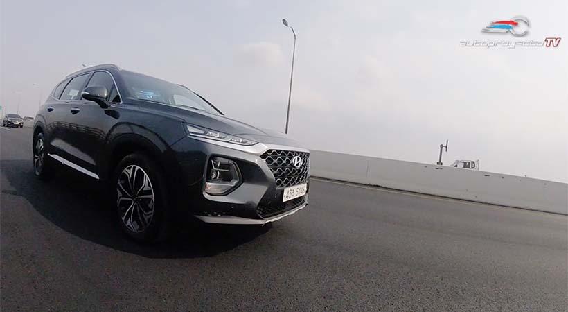 Test Drive Hyundai Nexo Fuel Cell 2019 en Corea del Sur