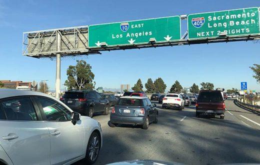 Top 10 ciudades con el peor tráfico en el mundo 2018; LA No. 1