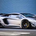 Lamborghini Aventador S por Liberty Walk