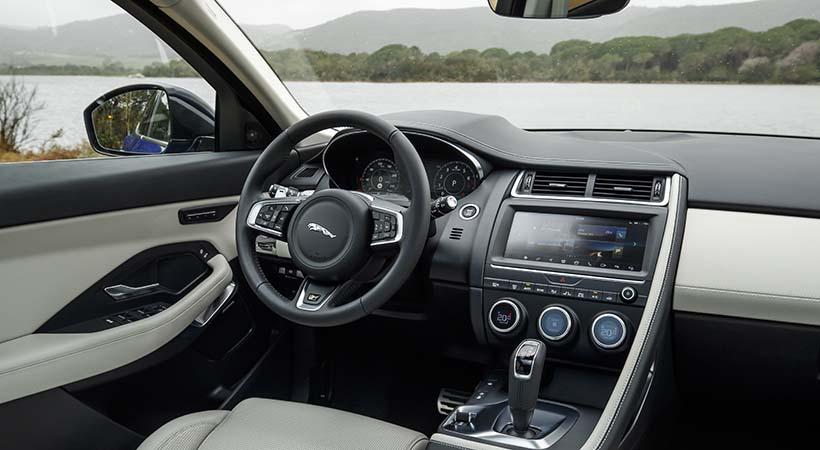 Test Drive Jaguar E-Pace 2019