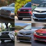 Top 10 Autos 2018 de Consumer Reports