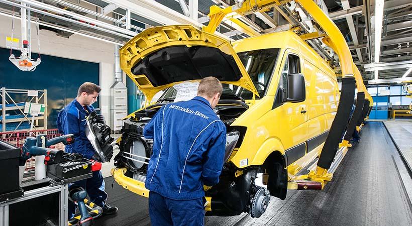 Top 10 números Mercedes-Benz Sprinter