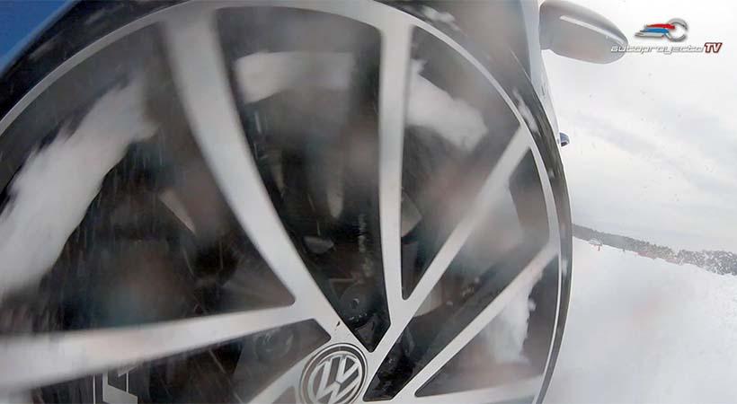 Test Drive Volkswagen 4MOTION