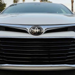Test Drive Toyota Avalon 2018