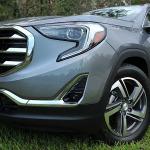 Test Drive GMC Terrain 2018