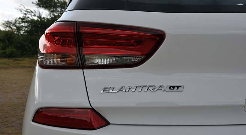 Test Drive Hyundai Elantra GT 2018