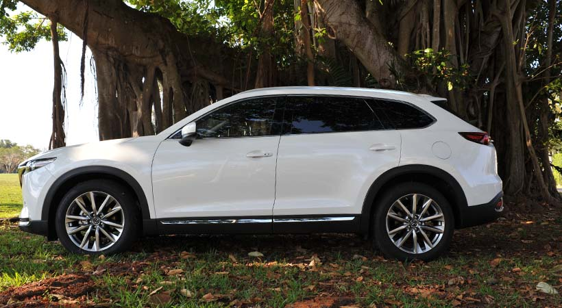 Test Drive Mazda CX9 Signature AWD 2018