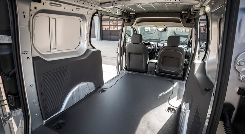 Ford Transit Connect Cargo Van 2019