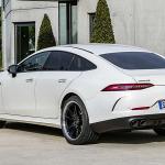 Debut Mercedes-AMG GT 4 puertas