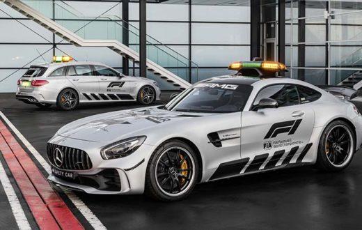 Mercedes-AMG GT R 2018