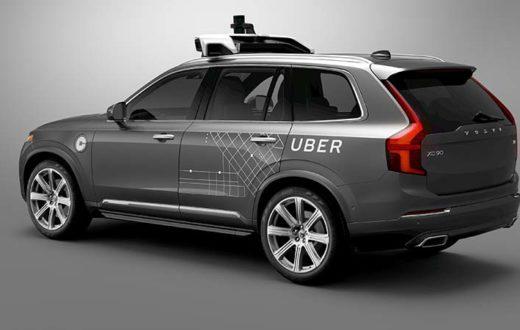 Uber autónomo atropelló y mató a una mujer en Arizona