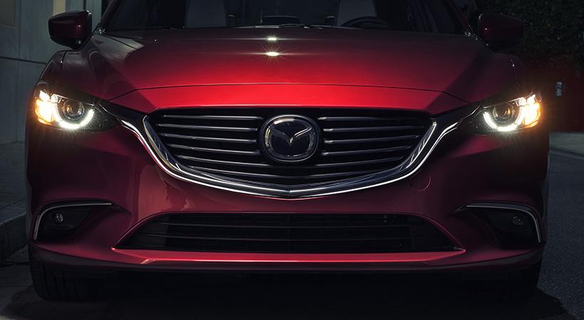 Mazda6 2018 a la venta en abril a partir de $21,950