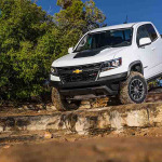 Chevrolet Colorado 4WD ZR2 2018, precio y video